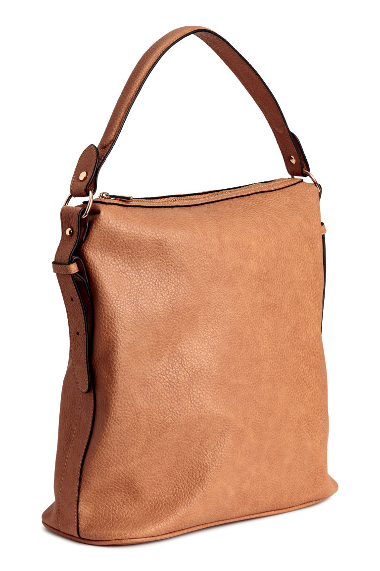 Hobo bag - Camel - Ladies | H&M CN
