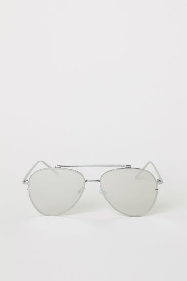 Sunglasses - Silver-coloured - Ladies | H&M