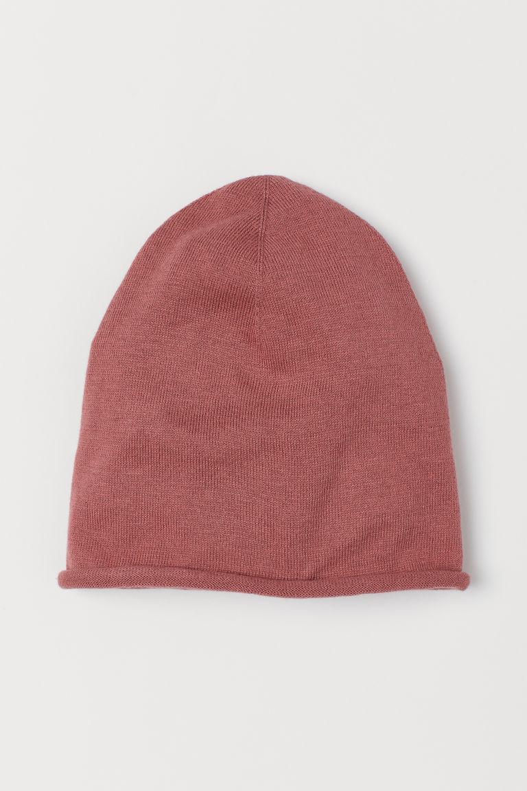 acheter populaire 97d7a 3a729 Bonnet en soie mélangée