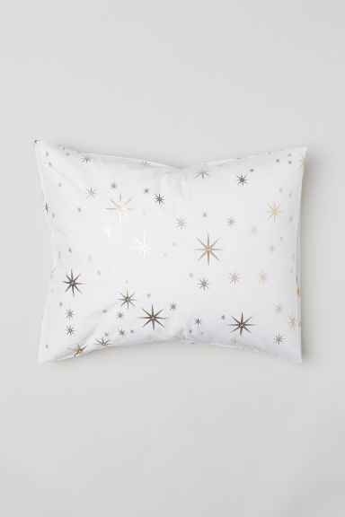 Federa fantasia - Bianco/stelle - HOME | H&M IT