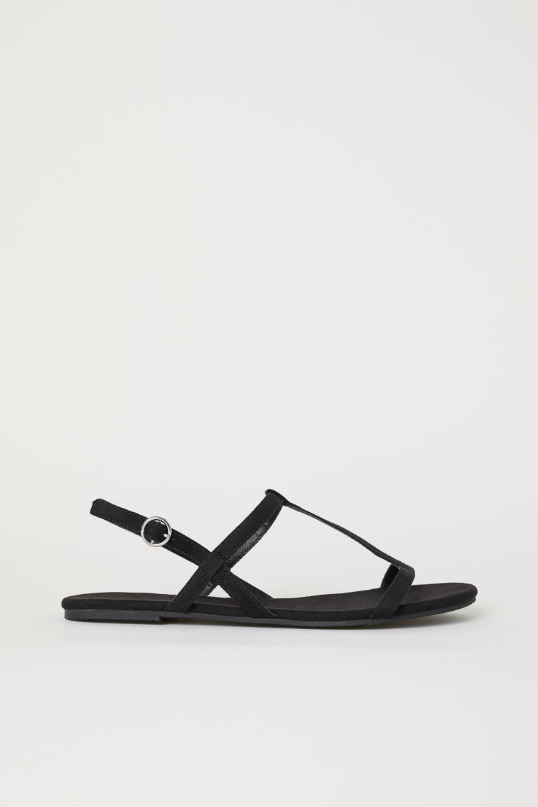 Sandals - Black -  | H&M GB