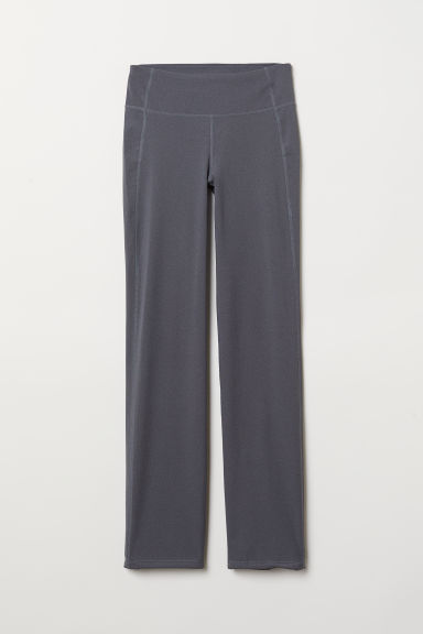 Sports trousers - Grey marl - Ladies | H&M