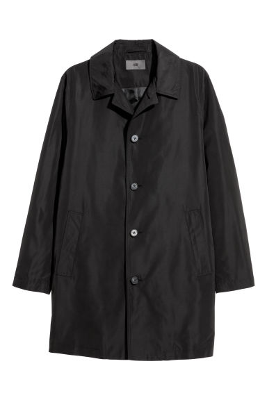 Car coat - Black -  | H&M