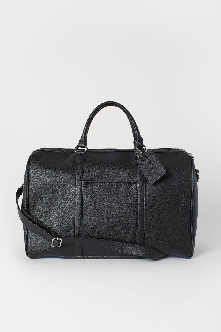 Weekend bag - Black - Men | H&M