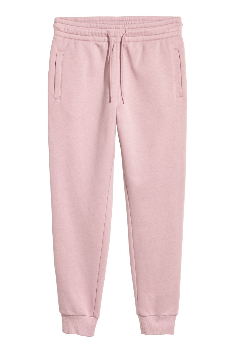 Joggers - Oudroze - HEREN | H&M BE