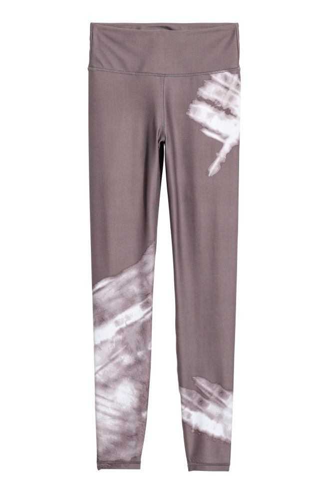 Shaping Sportlegging.Sportlegging Shaping Waist Taupe Dames H M Nl