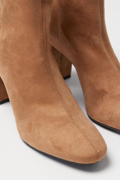 H&M - Botas calcetín - 3