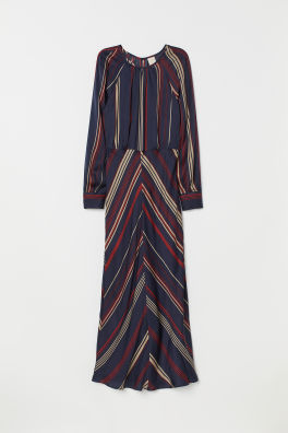 Kuviollinen mekko 26dbf64b6b