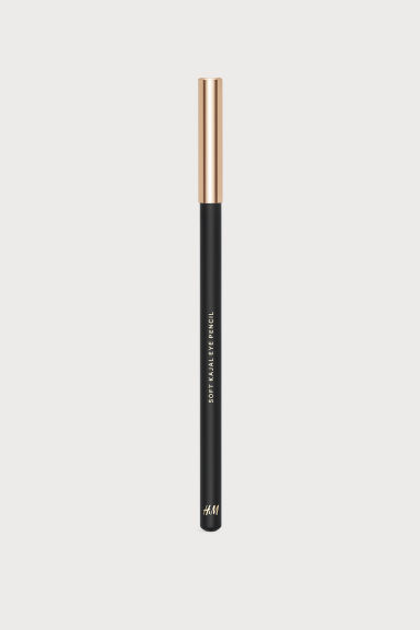 Soft eyeliner pencil - Jet Black - Ladies | H&M GB