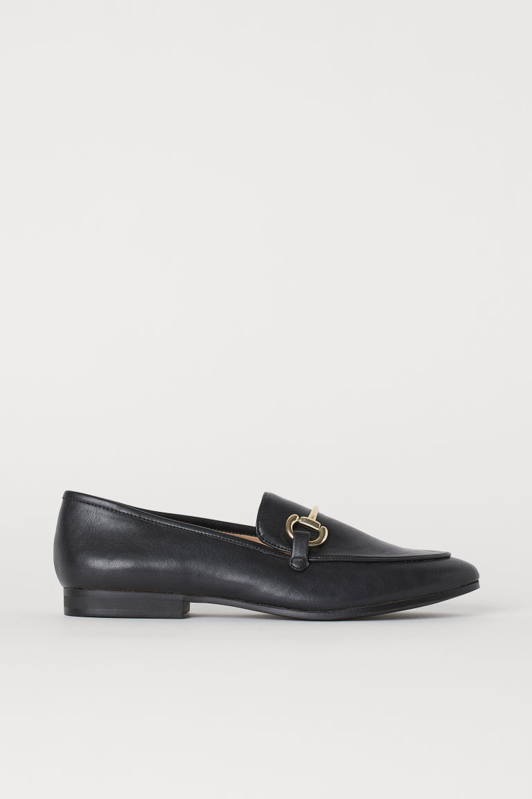 Loafers - Black - Ladies | H&M US