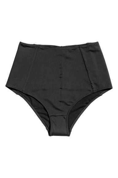 Shaping bikini bottoms - Black - Ladies | H&M