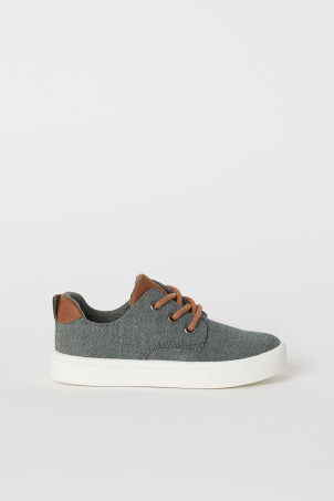Chambray trainersModal