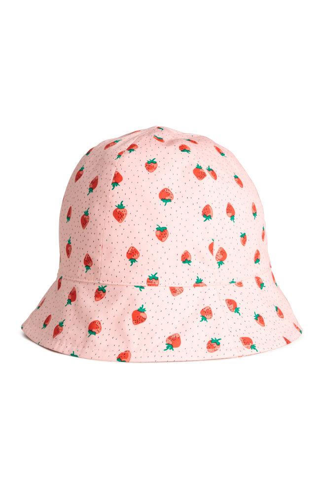 b13f785fb Cotton sun hat