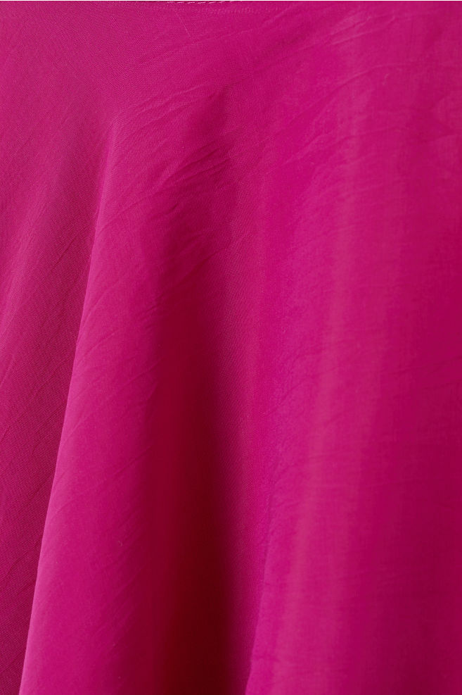 cc7612b13e ... Lyocell-blend wrapover skirt - Cerise - Ladies