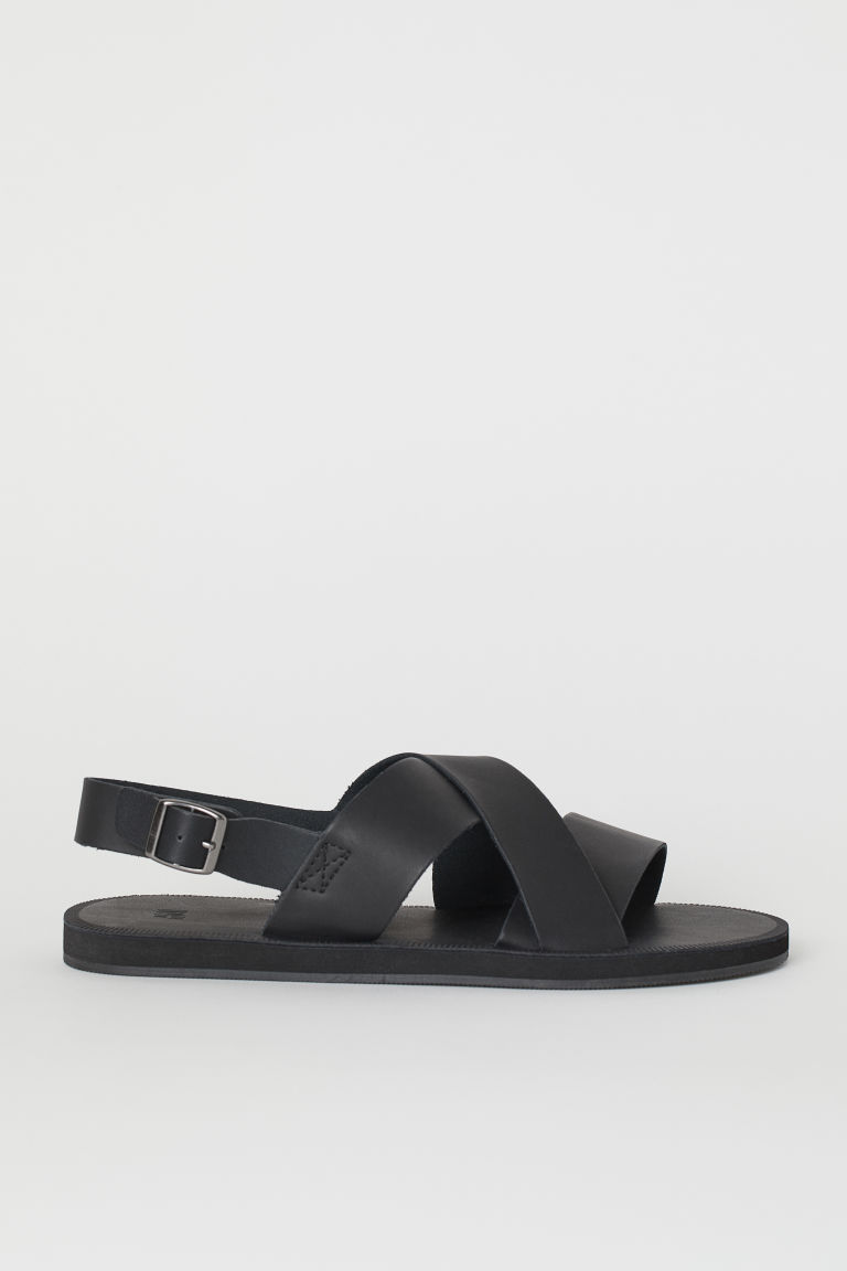 Sandals - Black - Men | H&M CN