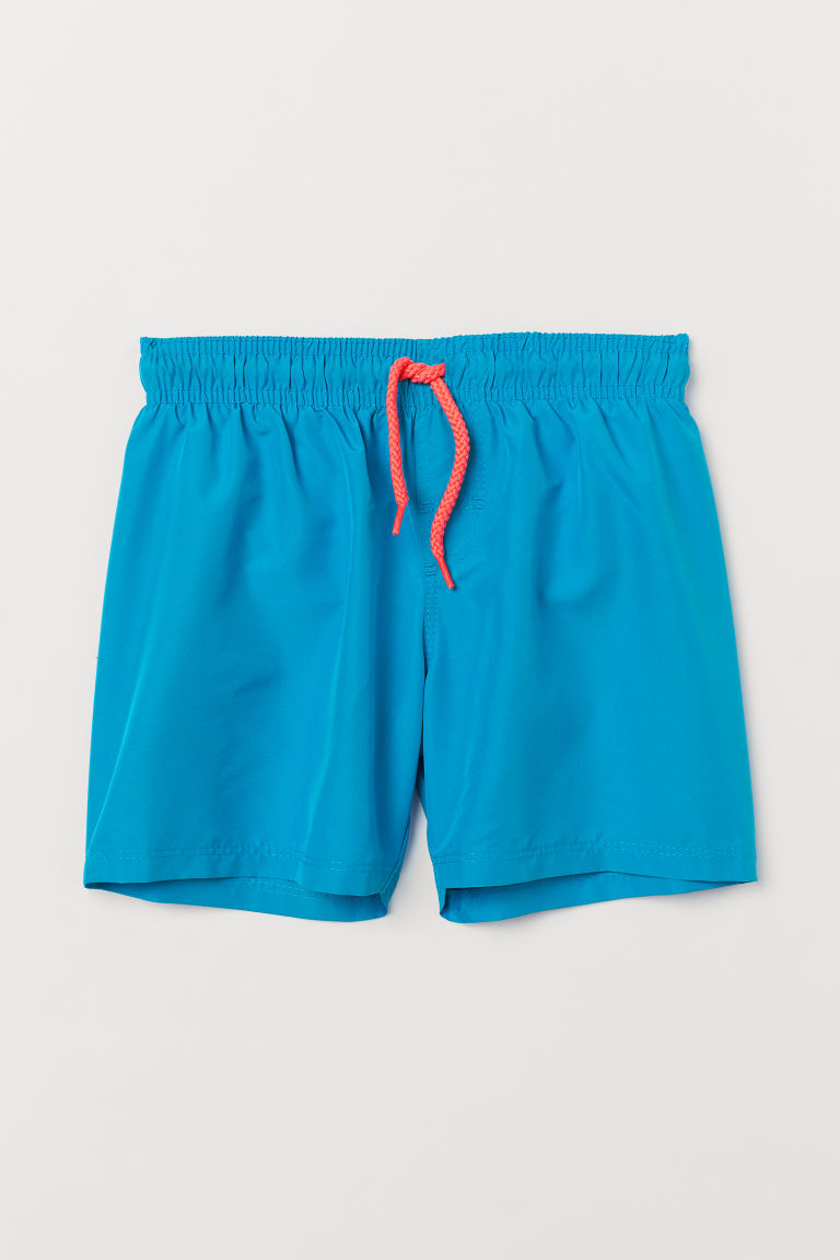 Swim shorts - Bright blue - Kids | H&M