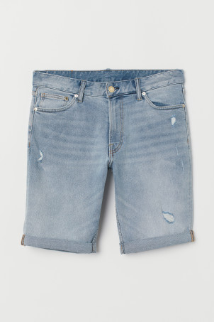 Denimshorts Slim Fit