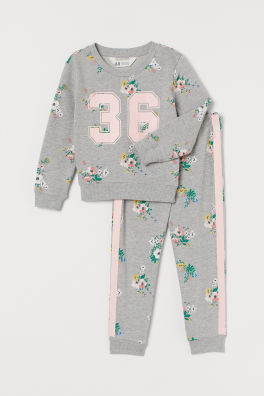 029f8b9fdc6 Girls Pants and Leggings - A wide selection | H&M US
