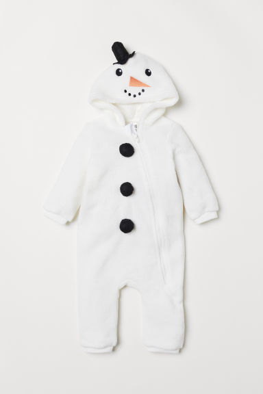 Fancy dress costume - White/Snowman -  | H&M GB