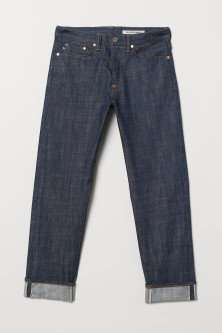 Straight Selvedge Jeans