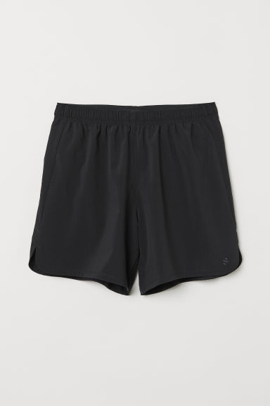 Running shorts - Black - Men | H&M CN
