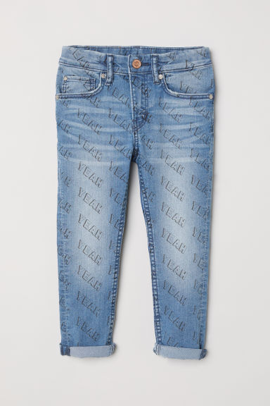 Skinny Fit Jeans - Azul denim -  | H&M ES