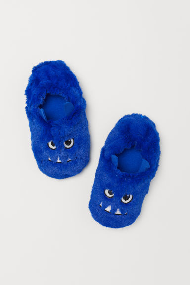 Slippers - Blue -  | H&M