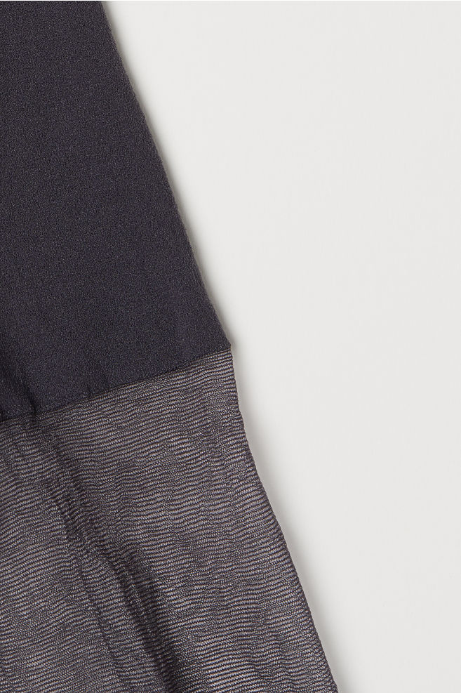 76083838626f3 2-pack 20 Denier Tights - Dark gray - Ladies | H&M ...