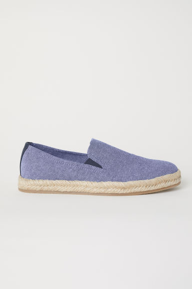 Espadrilles - Blue - Men | H&M
