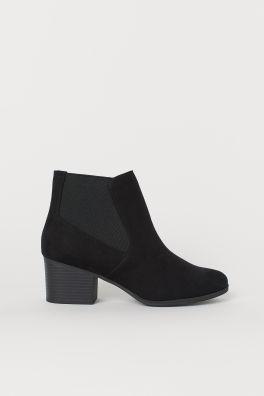 4cb5c9fb Botines de Mujer | Compra Calzado de Mujer Online | H&M ES