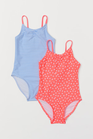 2-pack swimsuits