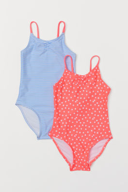 1e7c919060bfa Girls Swimwear - 18 months - 10 years - Shop online | H&M US