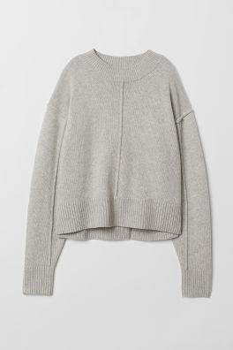 6aefffb9db73 Stickade tröjor & koftor online | Dam | H&M SE