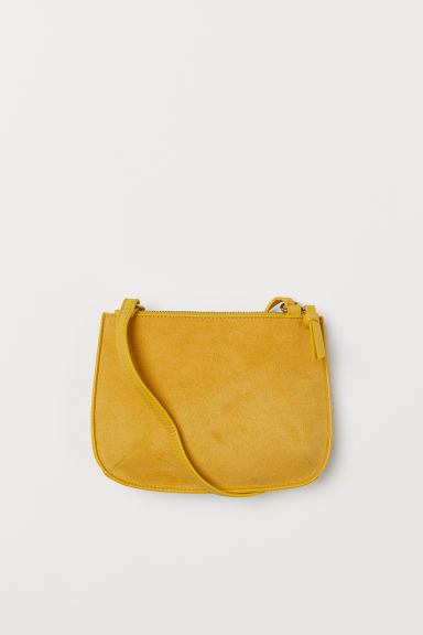 Small Shoulder Bag - Mustard yellow -  | H&M US