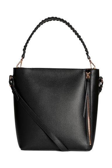 Hobo bag - Black -  | H&M CN