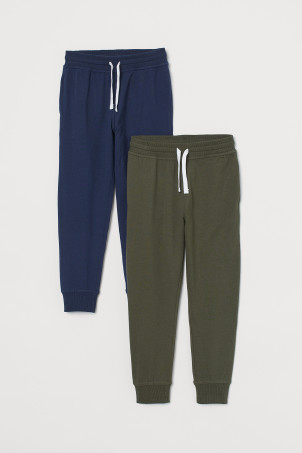 2er-Pack Joggers