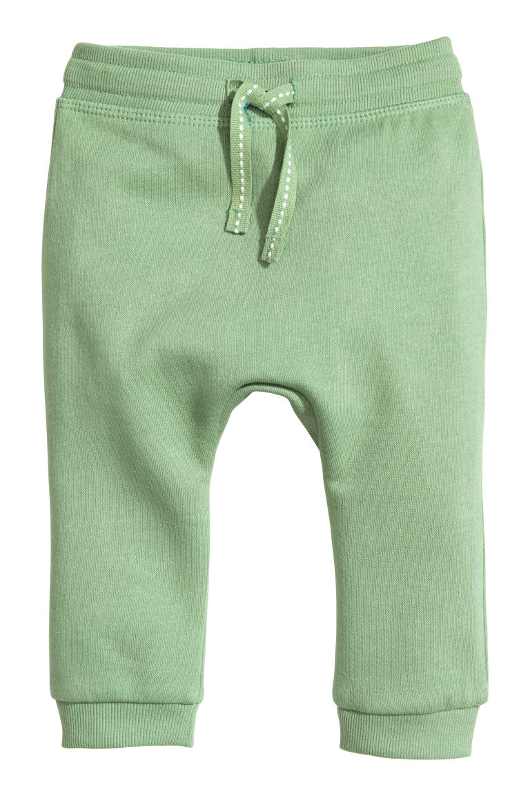 Joggers - Light green - Kids | H&M