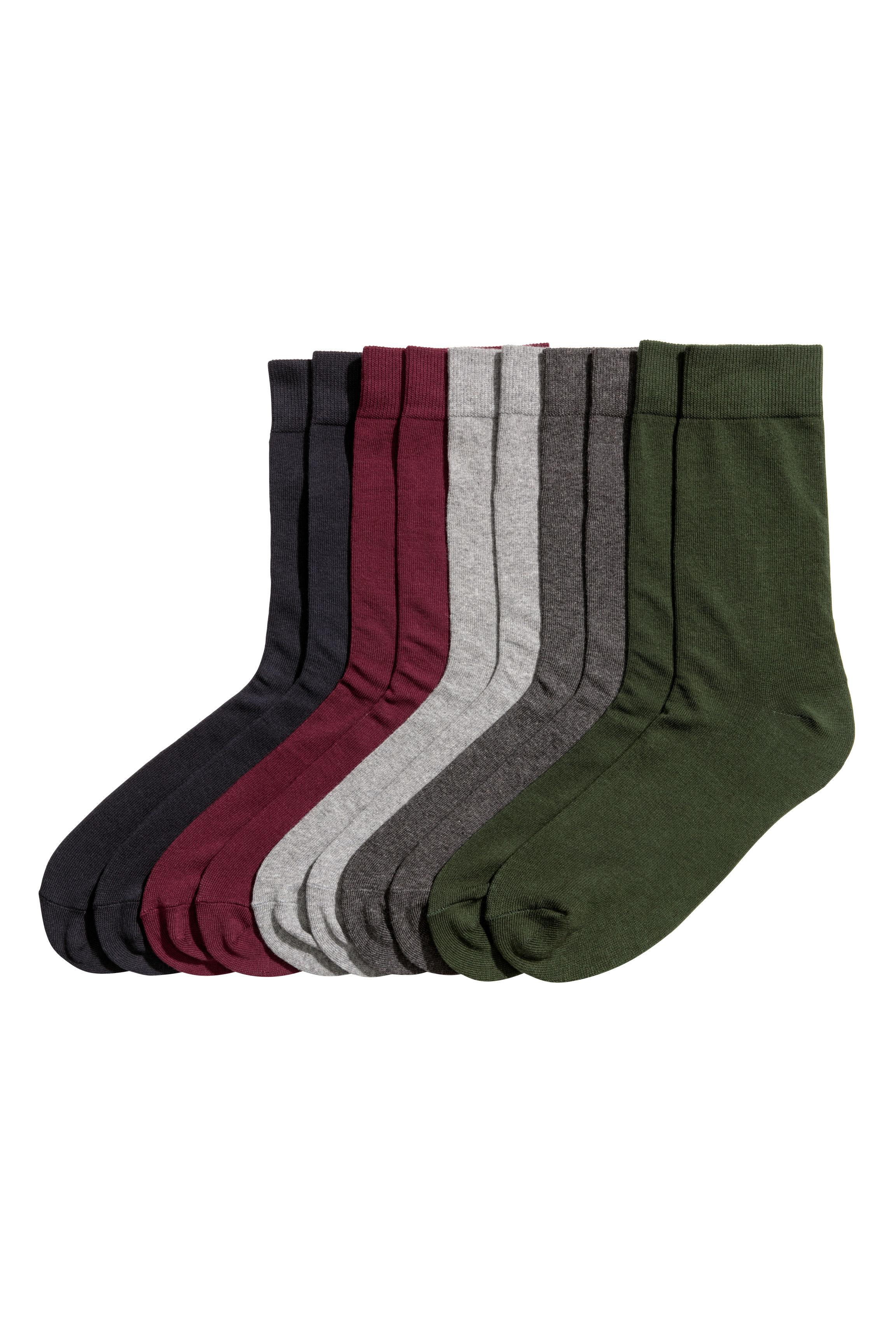 707c68402 10-pack sokker