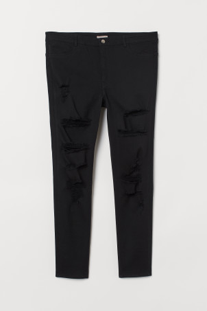 H&M+ Super Skinny High Jeans