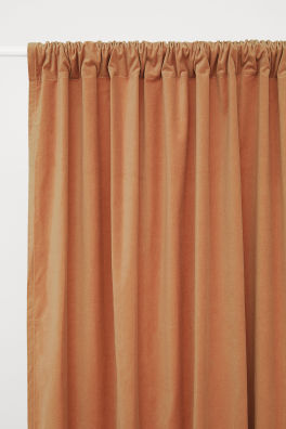 Curtains at best price - H&M Home Collection | H&M US