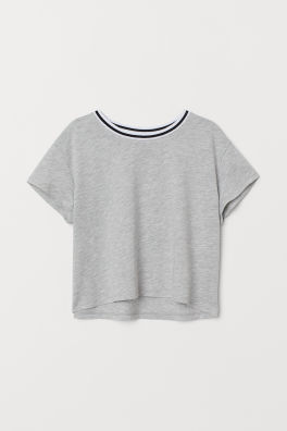 24cbc56db156 Girls Tops and T-shirts - Shop online | H&M GB