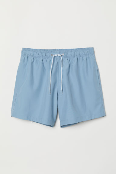 Swim shorts - Blue-grey - Men | H&M CN