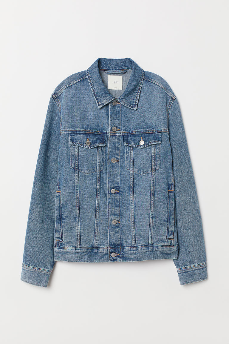 Denim jacket - Denim blue -  | H&M GB