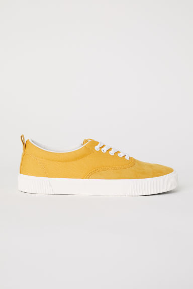 Tennis - Jaune moutarde -  | H&M FR