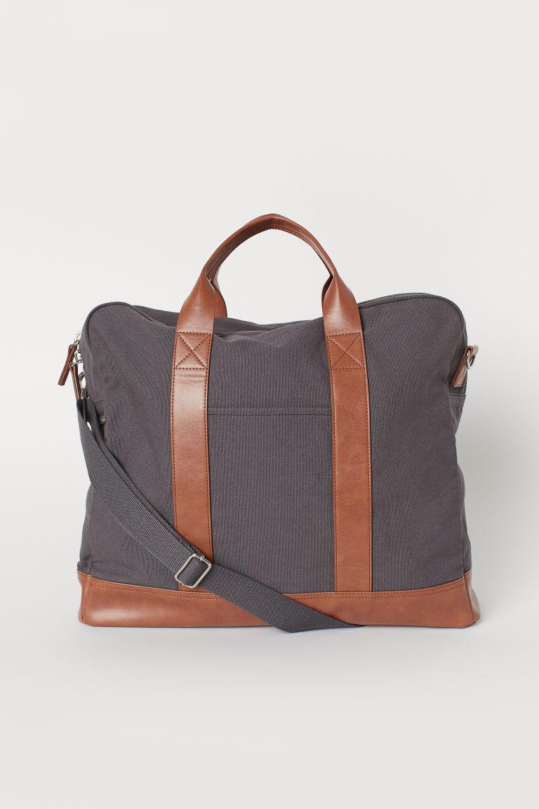 Canvas Weekend Bag