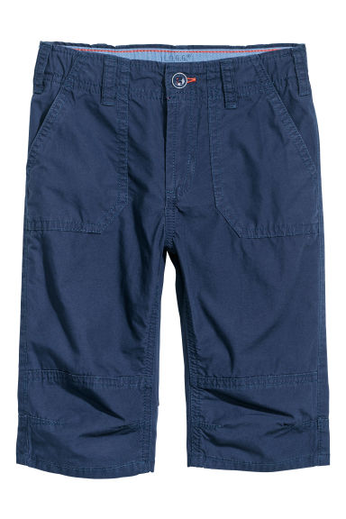 Clamdiggers - Dark blue - Kids | H&M