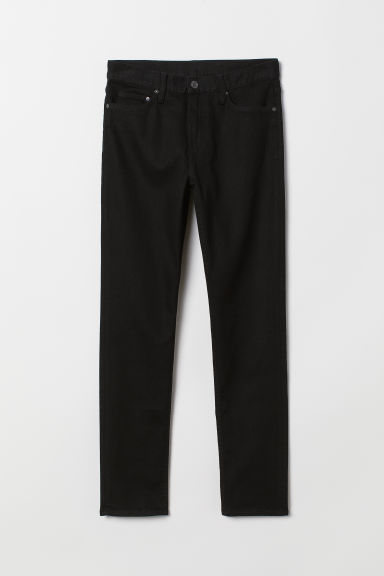 Slim Jeans - Black - Men | H&M