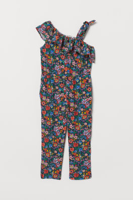 Patterned Jumpsuit 9cfb6a2f0a3a