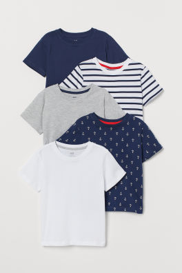 Boys Tops & T-shirts - 1½ - 10 years - Shop online | H&M GB
