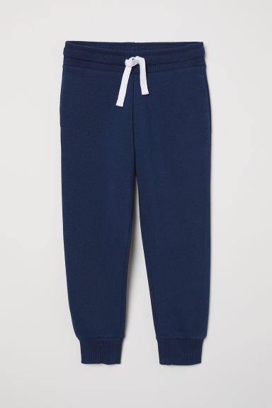 Joggers - Dark blue -  | H&M